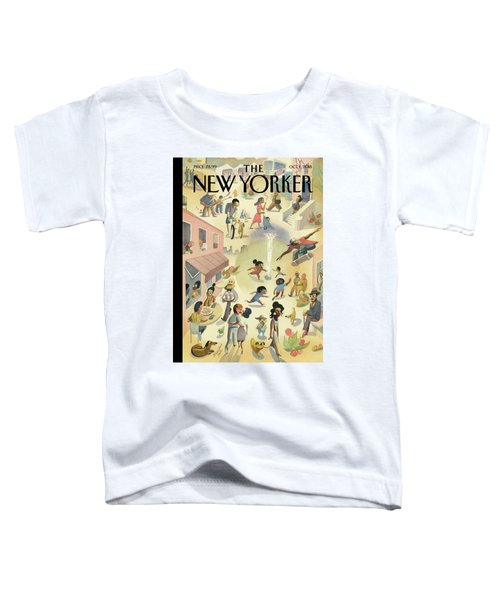 Lower East Side Toddler T-Shirt