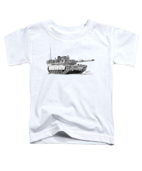 M1a1 B Company 1st Platoon Toddler T-Shirt