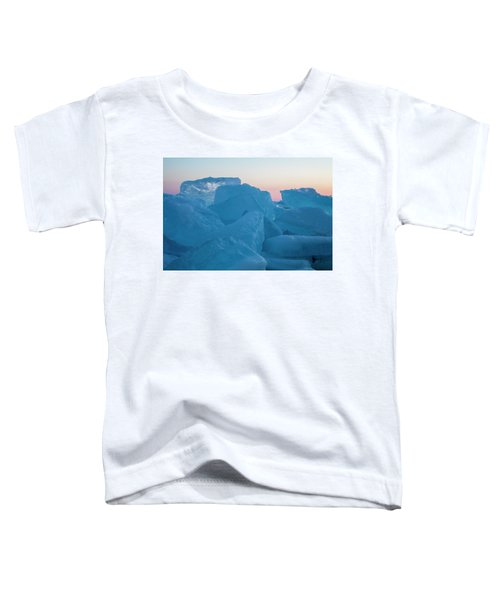 Mackinaw City Ice Formations 2161804 Toddler T-Shirt