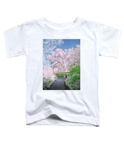 Magnolia Gazebo  Toddler T-Shirt