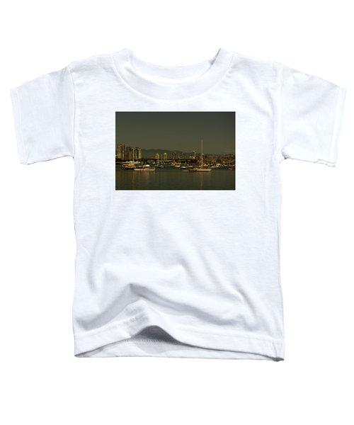 Marina Golden Hours Toddler T-Shirt