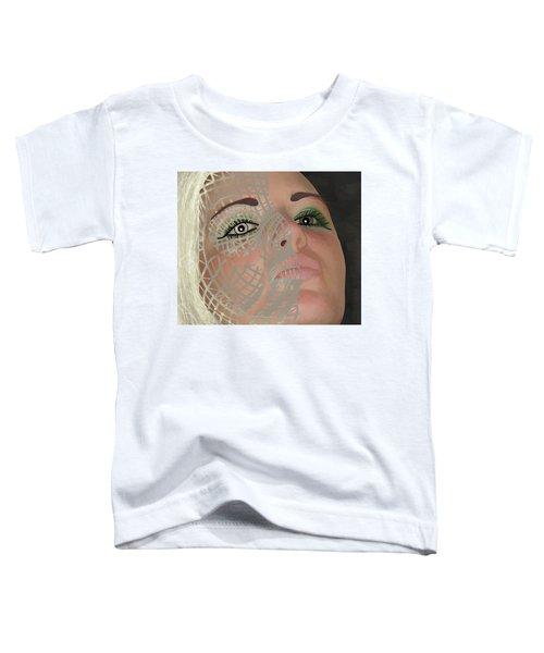 Mask Dark And Light Toddler T-Shirt