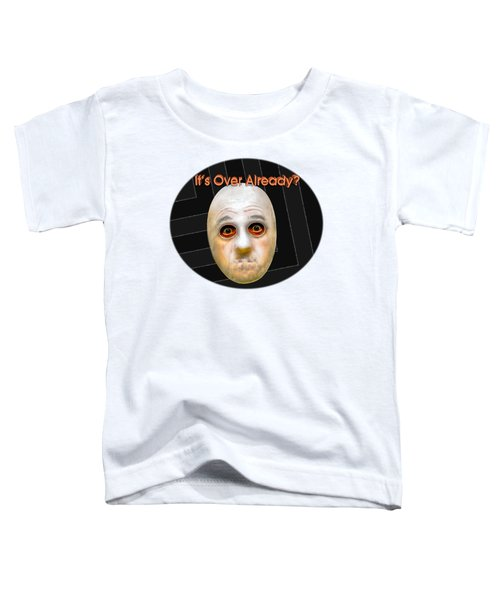 Masked Surprise Toddler T-Shirt