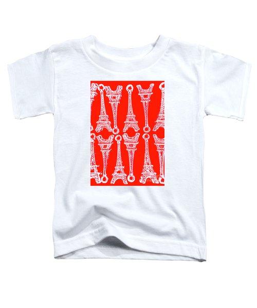 Match Made In Paris Toddler T-Shirt