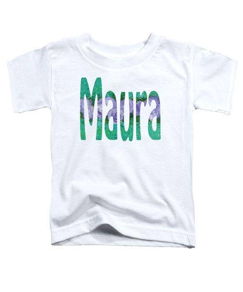 Maura Toddler T-Shirt