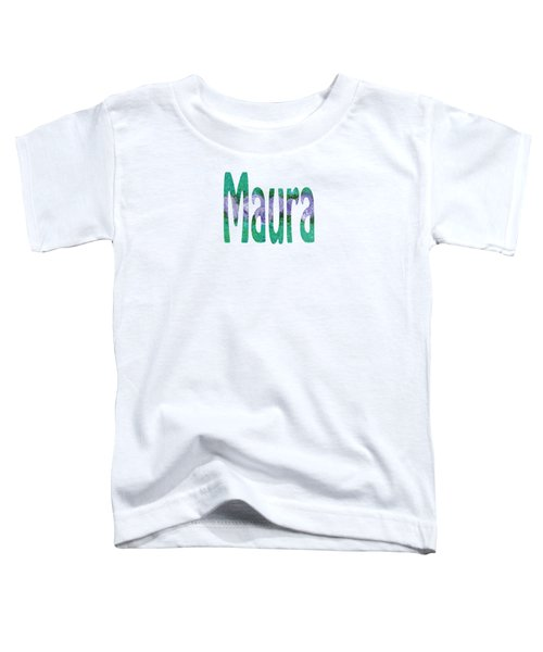 Maura Toddler T-Shirt