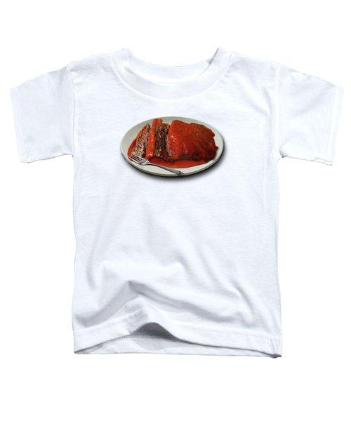 Meatloaf Toddler T-Shirt