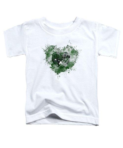 Melwaukeee Heart Toddler T-Shirt