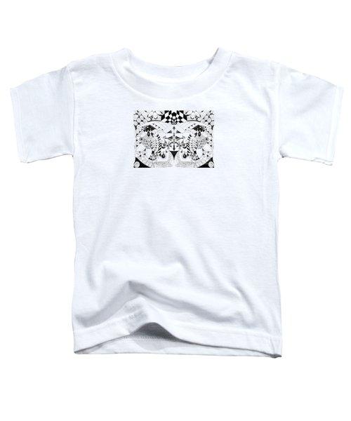 Metamorphosis Arrangement 3 Toddler T-Shirt