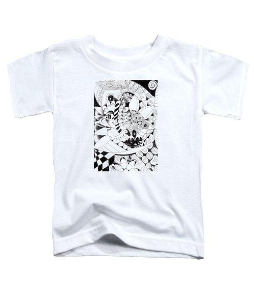 Metamorphosis Toddler T-Shirt