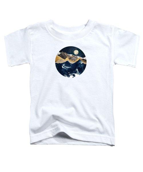 Midnight Winter Toddler T-Shirt