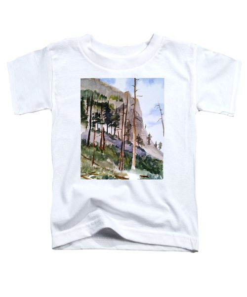 Mill Creek Canyon Toddler T-Shirt