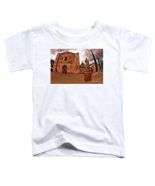 Mission San Gabriel San Gabriel Ca Toddler T-Shirt