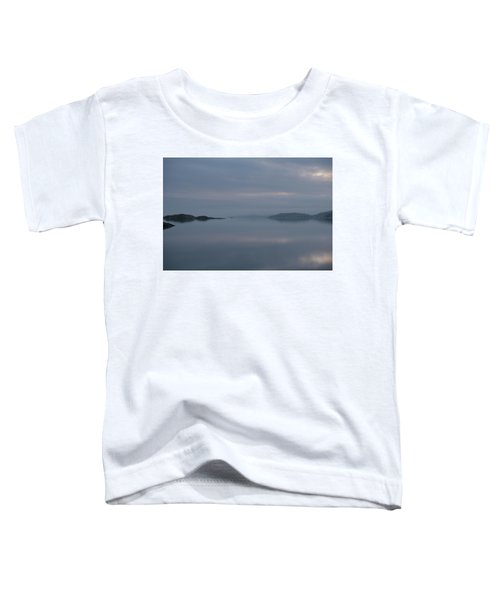 Misty Day Toddler T-Shirt