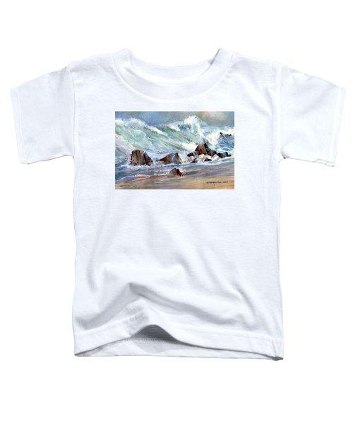 Monster Waves Toddler T-Shirt
