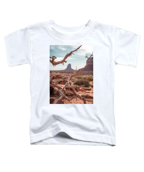 Monument Valley II Toddler T-Shirt