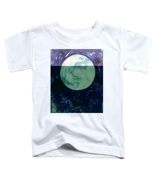 Moon  Toddler T-Shirt