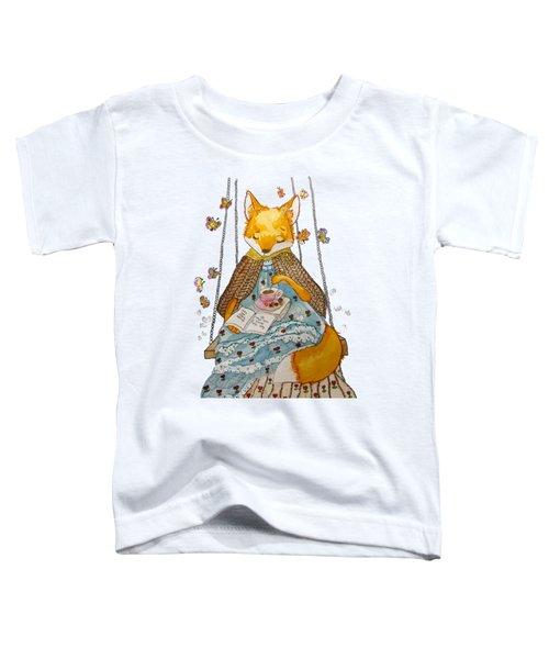 Morgan's Fox Toddler T-Shirt