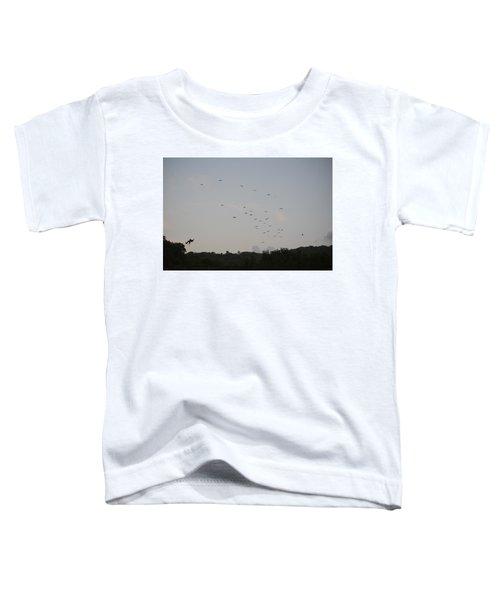 Morning Flock Rise Toddler T-Shirt