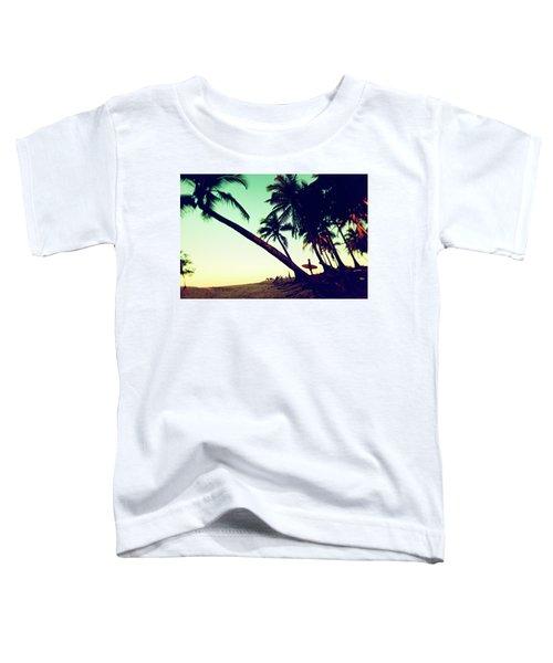Morning Gaze Toddler T-Shirt