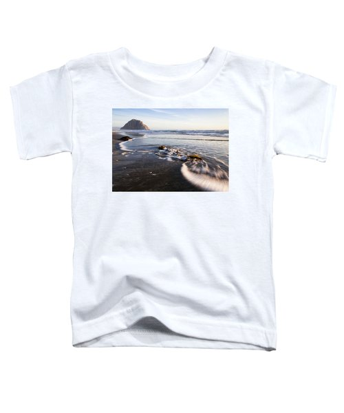 Morro Rock Ebb Tide Toddler T-Shirt