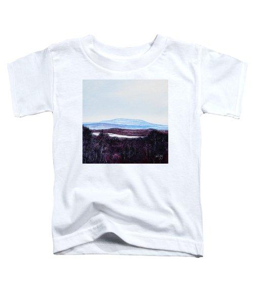 Mt. Wachusett Toddler T-Shirt