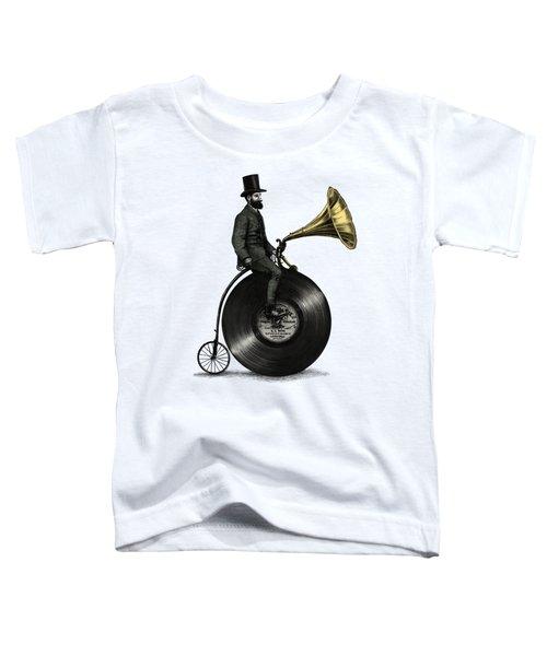 Music Man Toddler T-Shirt