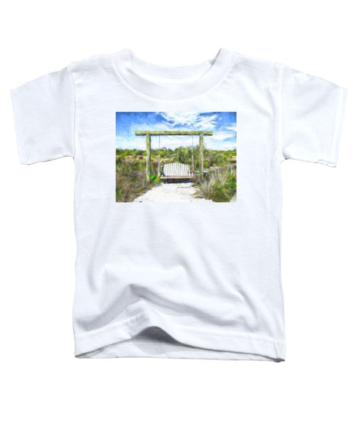 Nature Swing Toddler T-Shirt