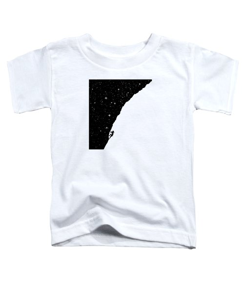 Night Climbing Toddler T-Shirt