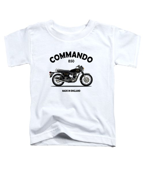 Norton Commando 1974 Toddler T-Shirt