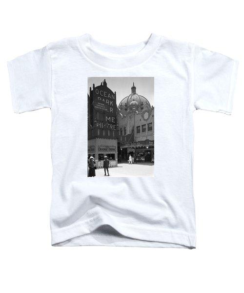 Ocean Park Pier 1920 Toddler T-Shirt