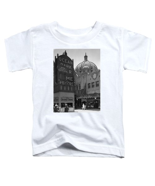 Ocean Park Pier 1920 Toddler T-Shirt