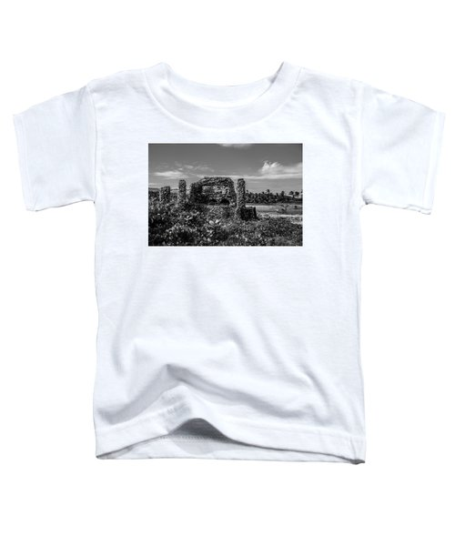 Old Brick Oven Toddler T-Shirt