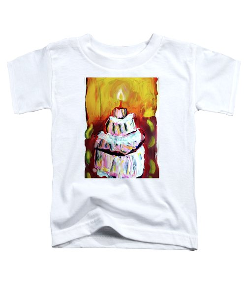 One Candle Toddler T-Shirt