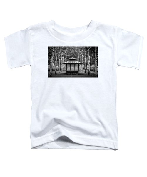 Pagoda Toddler T-Shirt