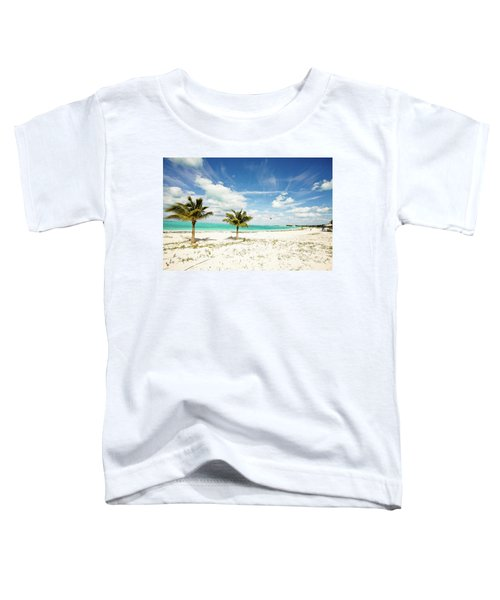 Palms And Kites Toddler T-Shirt