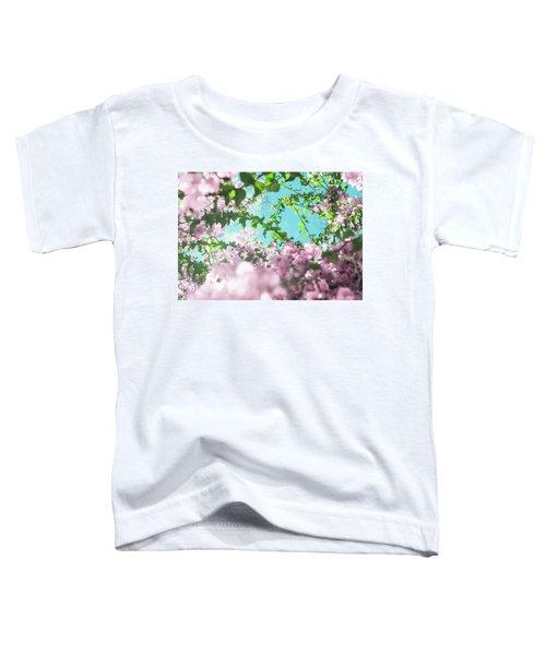 Floral Dreams II Toddler T-Shirt