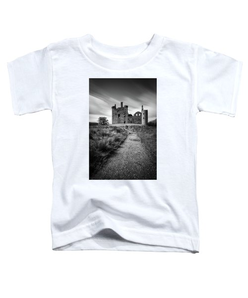 Path To Kilchurn Castle Toddler T-Shirt