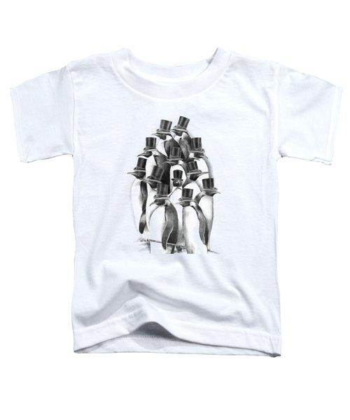 Penguin Party Toddler T-Shirt