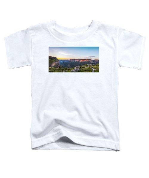 Pierces Dawn Toddler T-Shirt