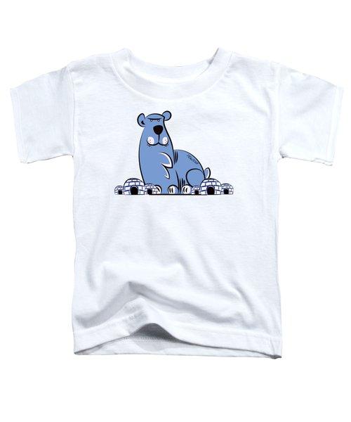 Polar King Toddler T-Shirt