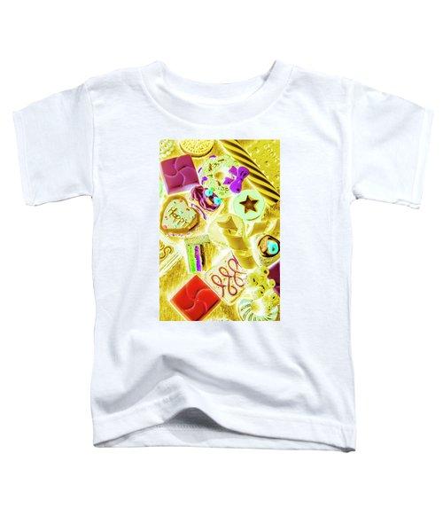 Pop Art Party Toddler T-Shirt
