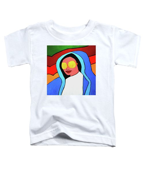 Pop Virgin Toddler T-Shirt