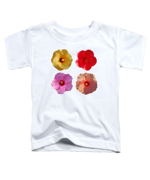 Power Flower Toddler T-Shirt