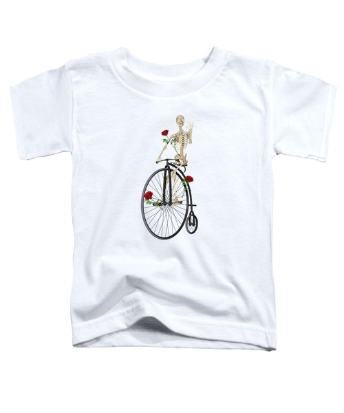 Rambling Rose Stroll Toddler T-Shirt