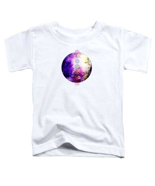 Reach Out To The Stars Toddler T-Shirt