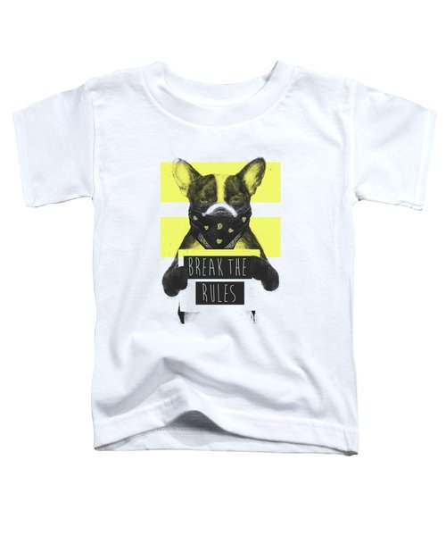 Rebel Dog II Toddler T-Shirt