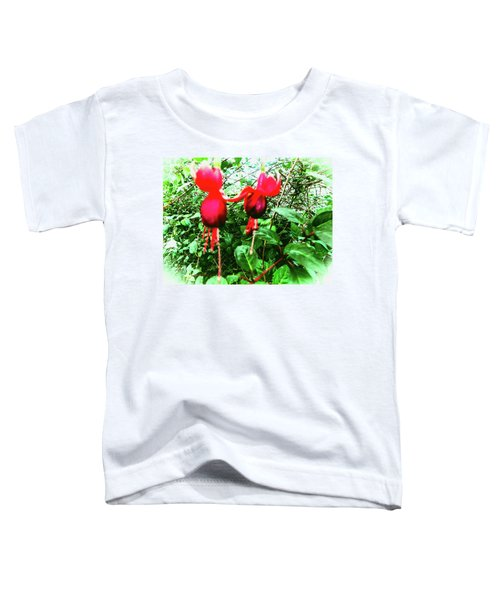 Red Candies Toddler T-Shirt