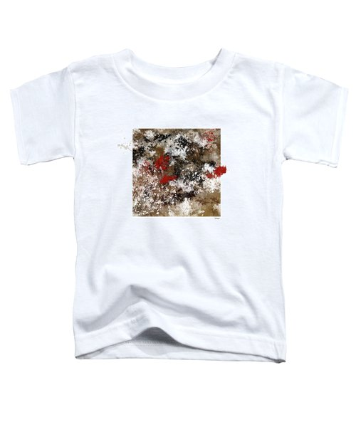 Red Splashes Toddler T-Shirt