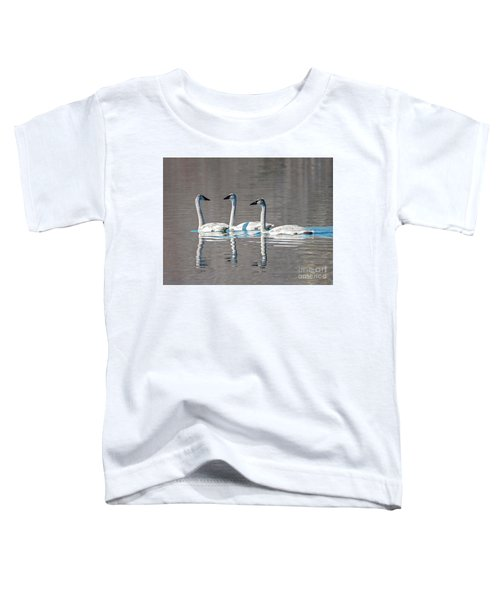Reflections Of Three Toddler T-Shirt